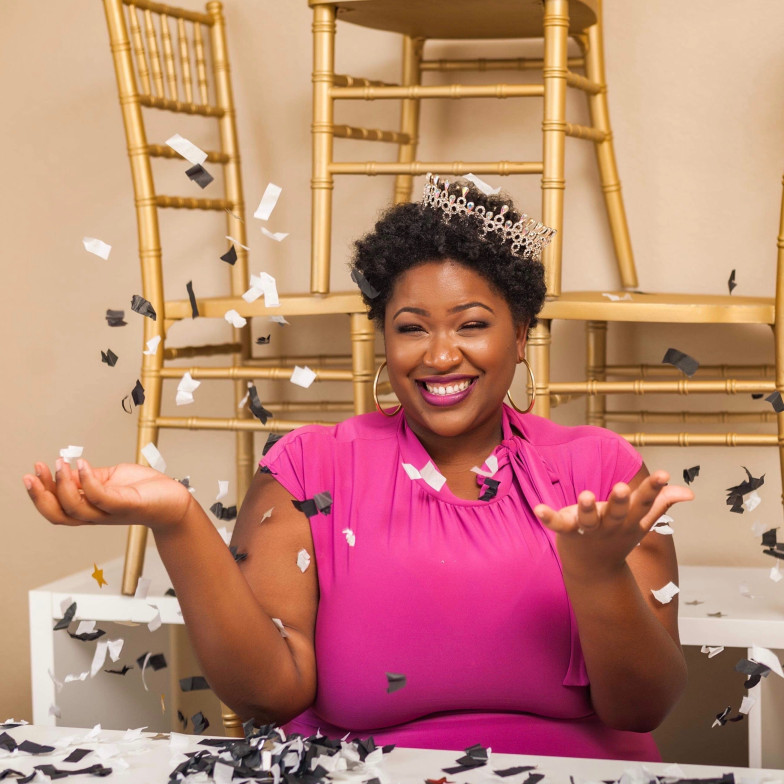 Goodshuffle Pro user, Charlena Green, of Any Event Linen & Chair Rental
